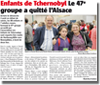 Article de l'Alsace du 25 ao�t 2014
